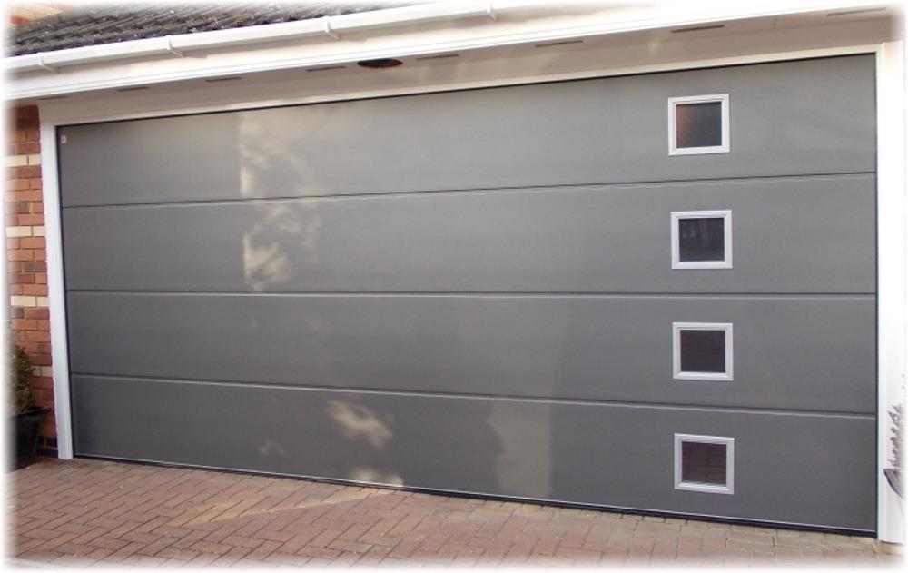 9 9 Sectional Garage Door : Sa garage doors ltd in norwich england