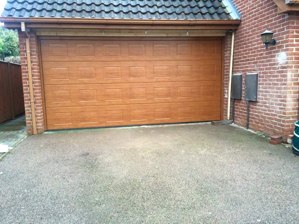 Sa Garage Doors Ltd In Norwich England